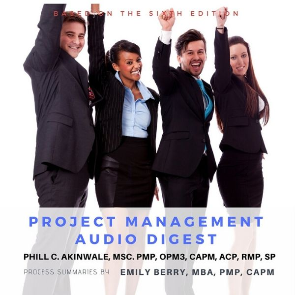 project management audio digest