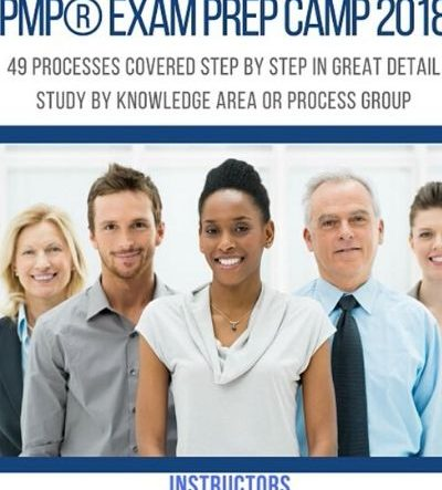 35 Contact Hour PMP® Exam Course (PMBOK® Guide Sixth Edition).