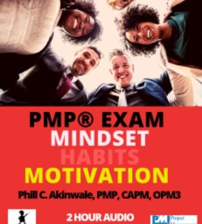 Instant Download- PMP® Exam Mindset, Habits and Attitudes.