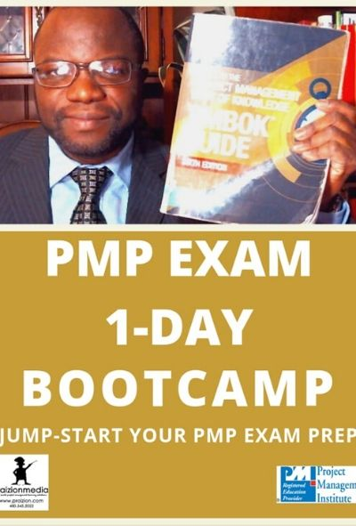 PMP Exam 1-Day Bootcamp