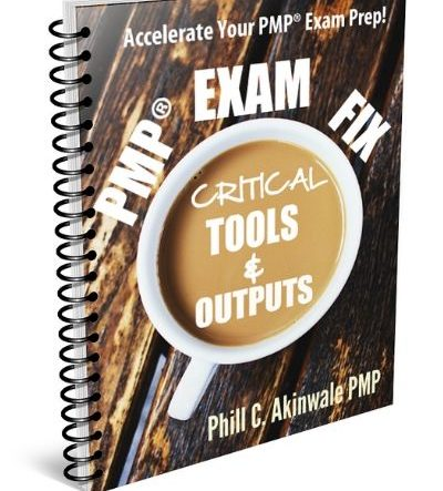 PMP Exam Key Techniques and Outputs E-Book