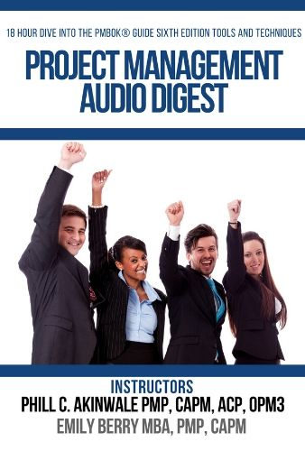 Instant Download: Project Management Audio Digest 18 Hour PMP® Exam Study