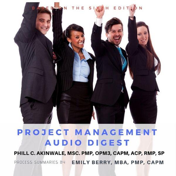 project management audio digest