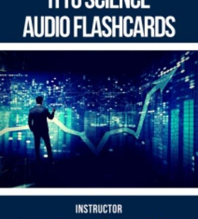 ITTO Science Audio Flashcards