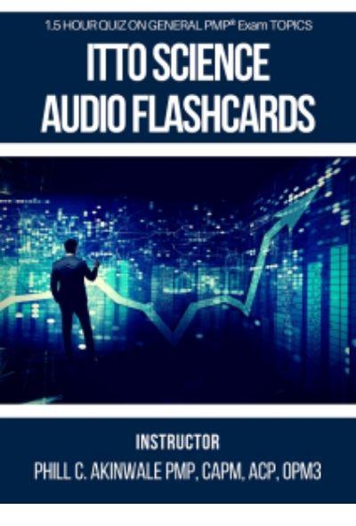 ITTO Science Audio Flashcards