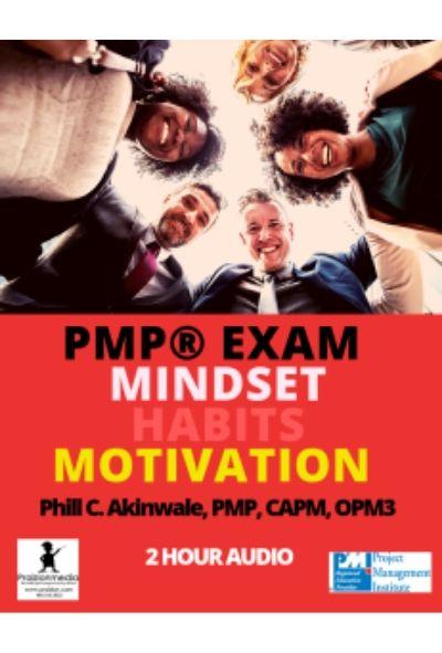 Instant Download- PMP® Exam Mindset, Habits and Attitudes.