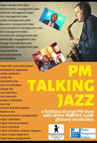 PM Talking Jazz