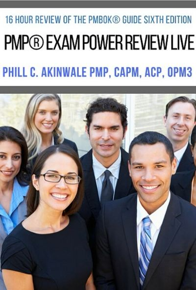PMP®Exam Power Review 16 Hour Bootcamp (Very Rapid Review)